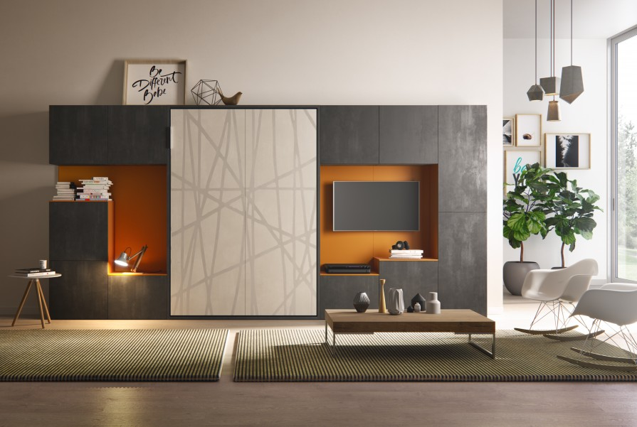 Swell Folding Bed Tv Unit Welchome Download Free Architecture Designs Scobabritishbridgeorg